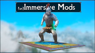 Skyrim: How to LITERALLY Break the Game With Mods – Immersive Skyrim Mods #10