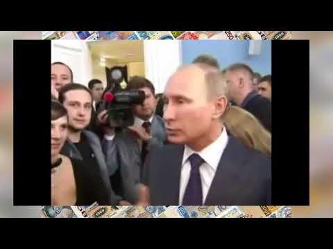 Путин ОТВЕТИЛ на вызов Грудинина на ДЕБАТЫ