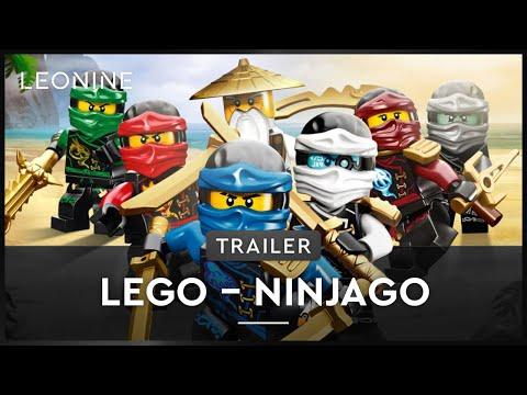 LEGO - Ninjago - Staffel 2 (DVD) - Trailer (deutsch/german)