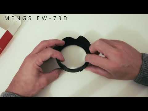 BILLIG: MENGS EW-73D Gegenlichtblenden für Canon EF-S 18-135mm F/3.5-5.6 IS USM