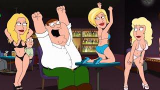 """Гриффины   Family Guy   Смешные моменты   """"Новая семья Стьюи"""" & """"Кому нужны эти сокровища?"""""""