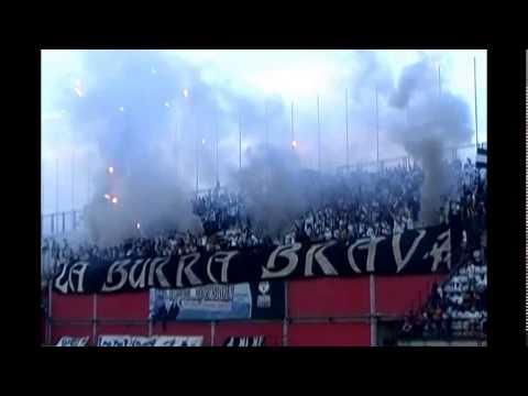 """""""Zamora Fc. Vs Caradebobo TC 2014."""" Barra: La Burra Brava • Club: Zamora"""