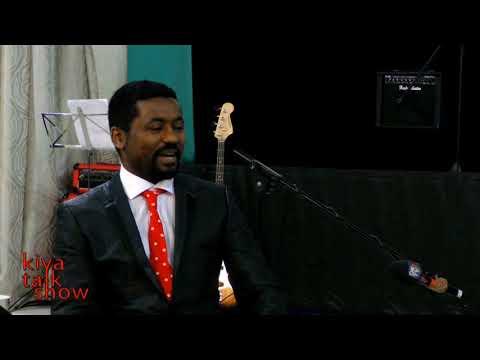 Kiya Talk Show - Interview - Wondossen Tadesse
