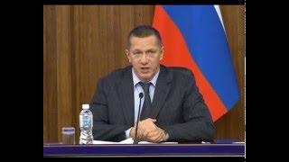 Ю. Трутнев: В Хабаровском крае набраны хорошие темпы по...