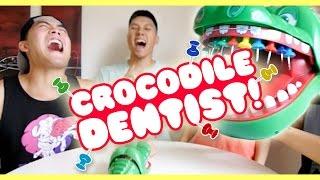 Extreme Crocodile Dentist!
