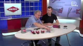 WERKZEUG TV #30 Abisolieren - Knipex