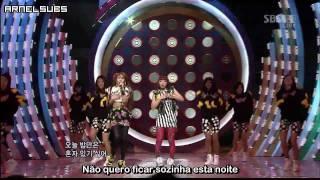 CL & Minzy (2NE1) - Please Don't Go (Legendado PT-BR)