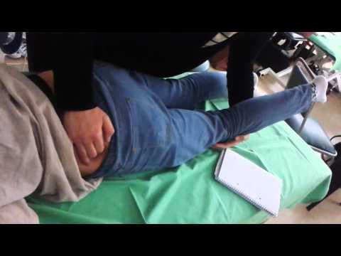 Wzmacnia mięśnie pleców w domu