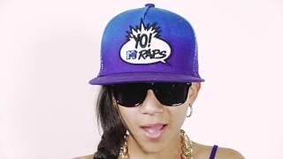"ARIANA GRANDE - FOCUS (BABY KAELY RAP ""KEEP GOING"")10yr old KID rapper"