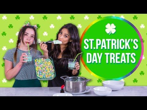 St Patty's Inspired Rice Krispies Treats   Shay's Kitchen
