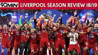 Liverpool Season Review 201819 | Will Liverpool Win The Premier League 201920? | The Anfield Wrap