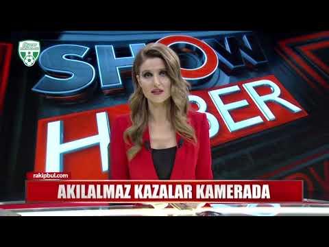 Halı Sahada Kaza !