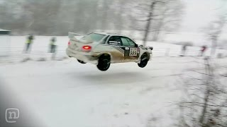 FY Racing Tackles the 100 Acre Wood Rally
