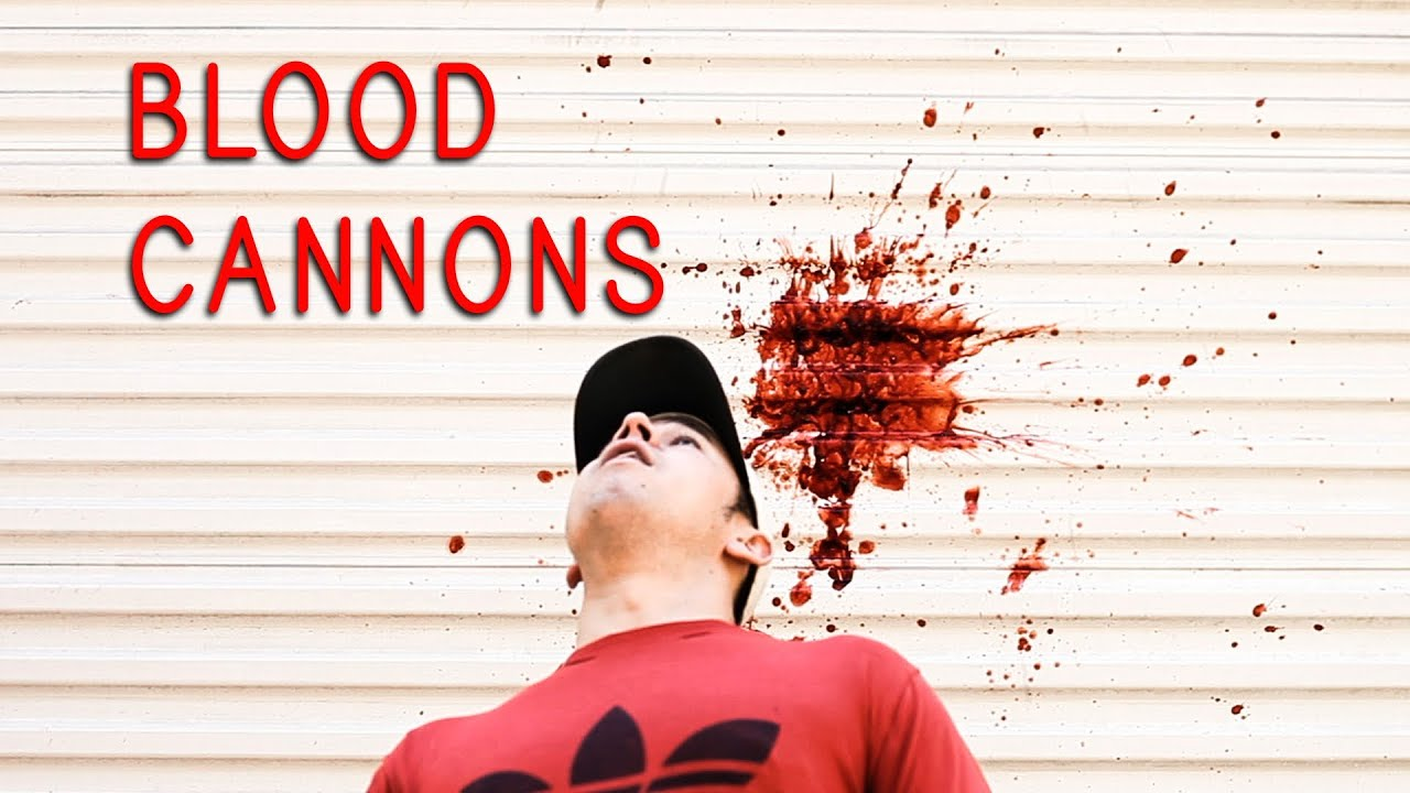 Fake Your Own Death This Halloween With An Air Compressor Blood Cannon