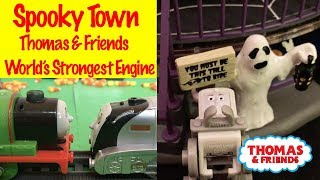 Spooky Town - Thomas & Friends Trackmaster World's Strongest Engine
