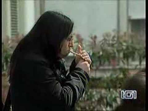 Dopo ha smesso di fumare laridità in una bocca