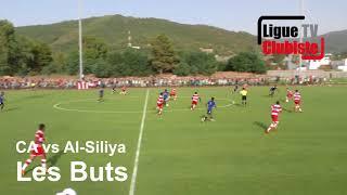 CA vs Al Siliya les Buts