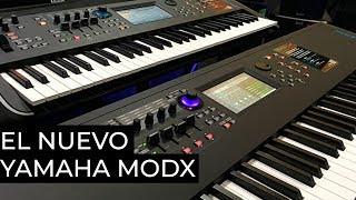 Así suena la nueva línea de sintetizadores Yamaha MODX