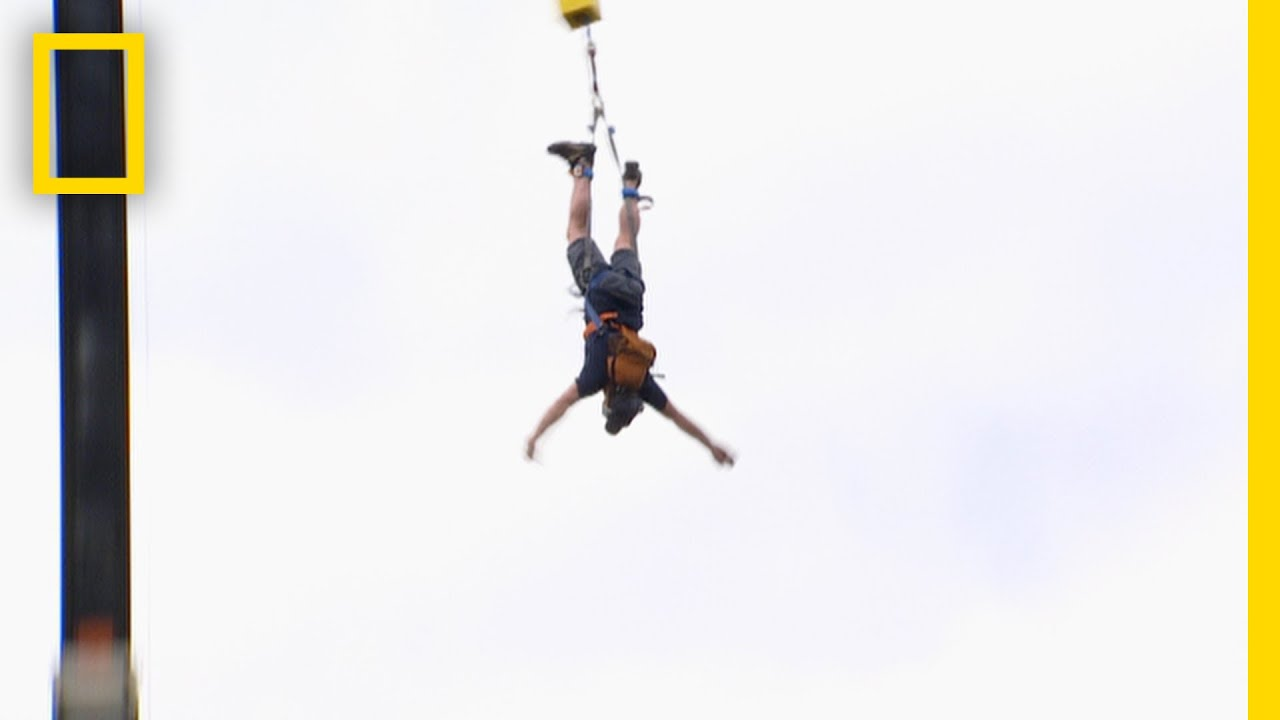 Bungee Jump Testing | I Didn't Know That thumbnail