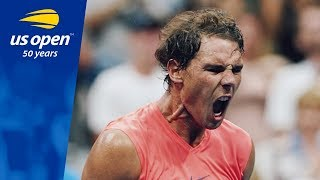 Tutte le emozioni di Nadal-Khachanov