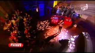 """Zaho & Dj MCB - Boloss live """"Bienvenue chez Cauet"""" NRJ12   [HD]"""