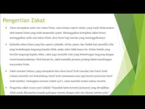 Ayo Bayar Zakat, Zakat Fitrah Dan Zakat Mal, Zakat Pendapatan SINERGI Foundation