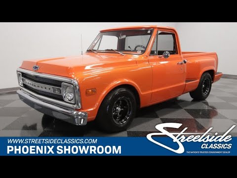 1970 Chevrolet C10 (CC-1302905) for sale in Mesa, Arizona