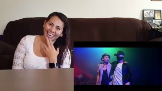 """KINJAZ  """"No Lights""""  Cynthia's Reaction Requested by Subscriber EP.1 Vincent Kolt @chrisbrown"""