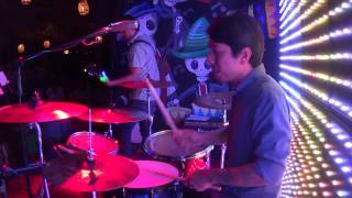 Rock Drum Lesson The Beatles Come Together Part 1 (6 21 MB