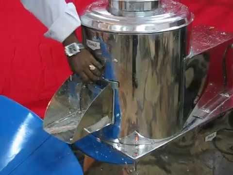 Cassava Skin Peeling Machine