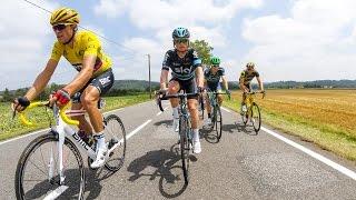 GoPro: Tour de France 2016 - Stage 8 Highlight