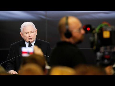 Πολωνία: Νίκη του εθνικιστικού κόμματος του Νόμου και της Δικαιοσύνης…