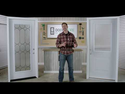 MASTERCRAFT Exterior Doors > Exterior Doors > Choosing Glass For Your Mastercraft Door