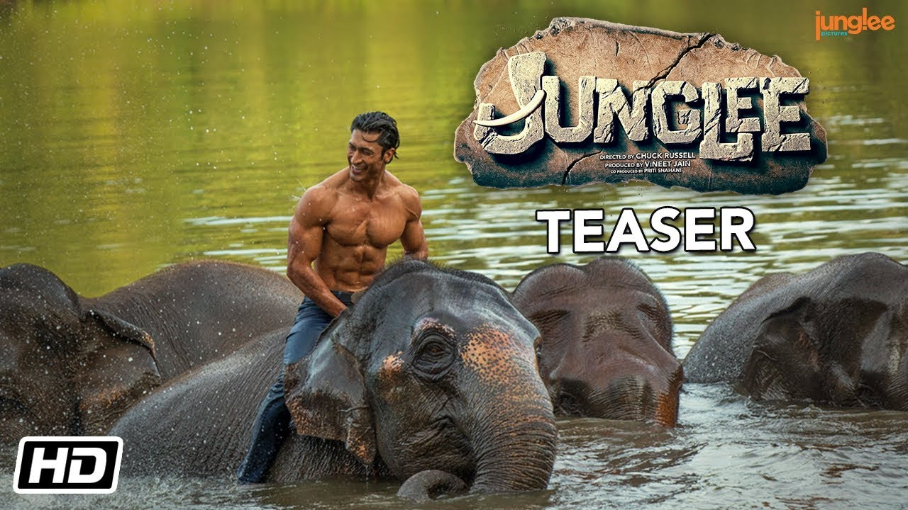 Vidyut Jammal's Next Junglee Trailer Released