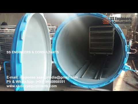 Canning Retort Machine