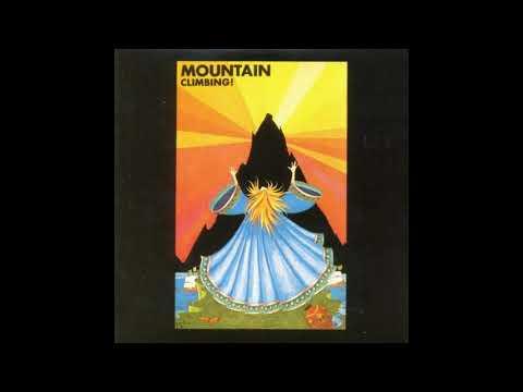 Mountain,Silver paper