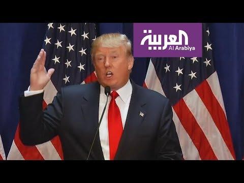 العرب اليوم - الرئيس الأميركي ينتقد