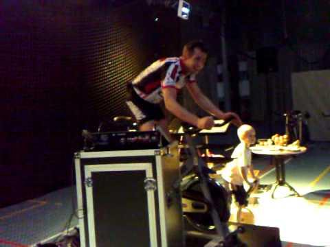All 4 Fit Boxmeer: Spinning Marathon 2008