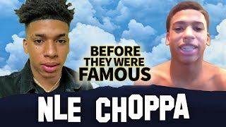 NLE Choppa |  Before They Were Famous | Biography