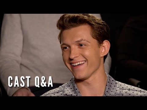 SPIDER-MAN: FAR FROM HOME - Cast Q&A