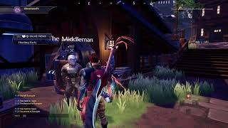 Dauntless PS4 Релиз,игра вышла, Новинка 2019 Играем Первые!!