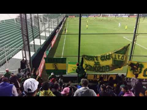 """""""Entrada de la Banda de Varela - Copa Argentina 2019"""" Barra: La Banda de Varela • Club: Defensa y Justicia"""