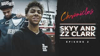 SKYY & ZZ CLARK | Skyy'ZZ the Limit | Ep.02 | Mars Reel Chronicles