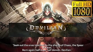 Devilian Game Review 1080P Official Gamevil Role Playing 2016
