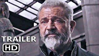 Trailer thumnail image for Movie - Boss Level