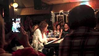 """Steven Tyler - """"Dream On"""" - Bluebird Cafe - 9.3.2013"""