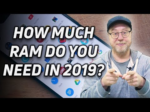 How much RAM does your phone REALLY need in 2019?