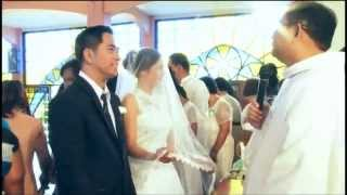 Part 04 - EXCHANGE OF VOWS - MANUEL - TABISAURA WEDDING
