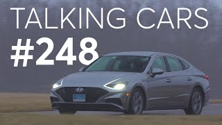 2020 Hyundai Sonata Test Results; Staying Safe at The Pump | Talking Cars with Consumer Reports #248