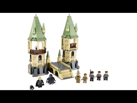 Vidéo LEGO Harry Potter 4867 : Poudlard
